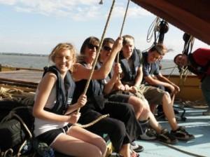 Sail Trainees