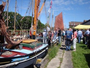 Faversham Nautical Festival 2