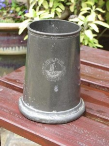 Thames Match Tankard 1963; Picture by Nick Ardley