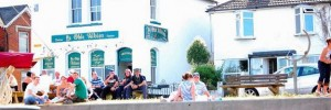 Ye Olde Albion Pub, Rowhedge, image from their website.