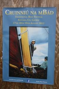 Trad Boat Festival Poster