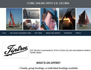 SB Decima website screen grab