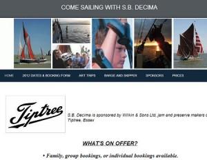 SB Decima website screen grab