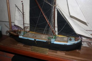 SB Glenmore model by Tony Brooks, Picture by Matt Care