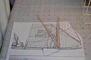 Model Masts