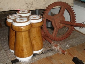 Winch drums
