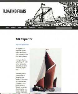Floating Films