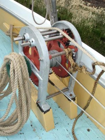 New Crab Winches