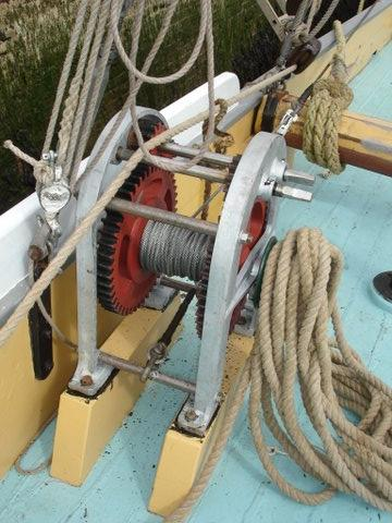2nd new crab winch