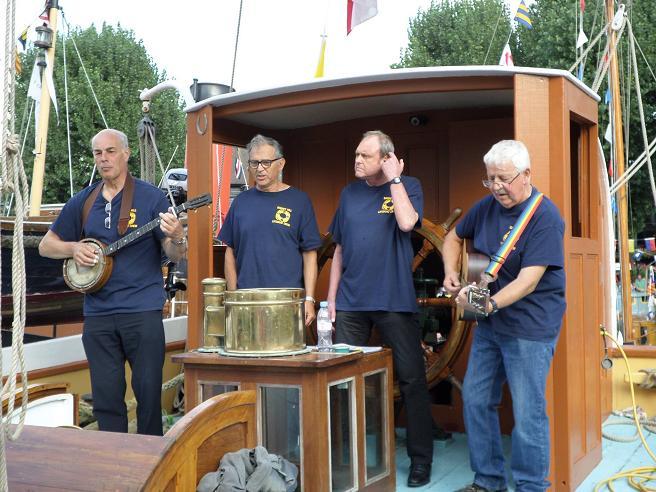 Barnet Hill Lifeboat Crew