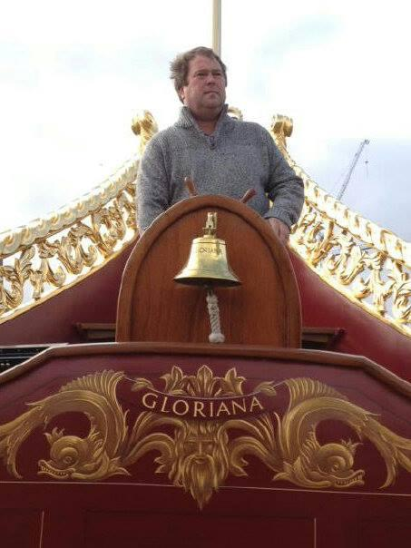 Ian Riffles on Gloriana